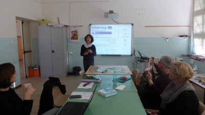 Learning course on cross-border classes in Muggia (Milje) on 28/02/2019