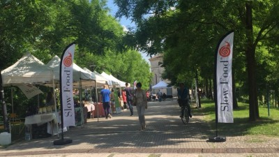 Bluegrass meets Slowfood in Pordenone