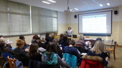 Learning course on cross-border classes in Gorizia (Gorica) on 15/03/2019