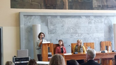 Conference on the teaching of Friulian language at the Università Cà Foscari in Venice on 24/11/2018